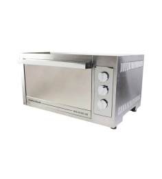 Morphy Richards 40 R-CSS Mirror Finish 40L Oven Toaster Grill