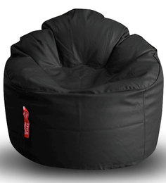 Modern Mooda Rocker XXXL Size In Black Color Colour With Beans By Style Homez