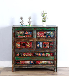 Moloko Chest of Drawer by Bohemiana