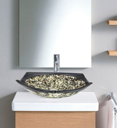 MonTero Black Mother of Pearl (MOP) Basin