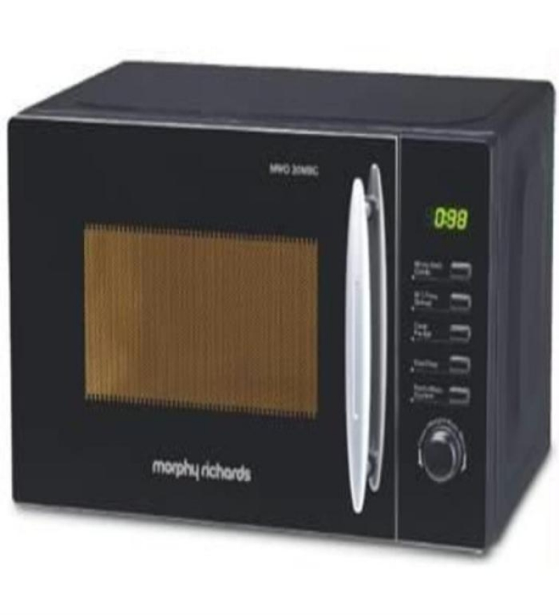 Morphy Richards Microwave: Morphy Richards 20 MBG 20L Microwave (Black) Best Deals With Price Comparison Online Shopping