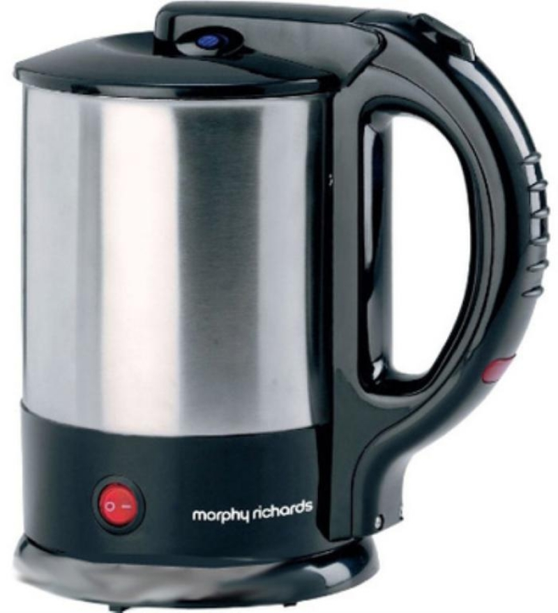 Morphy Richards  1.5L Tea Maker Kettle  (Silver)