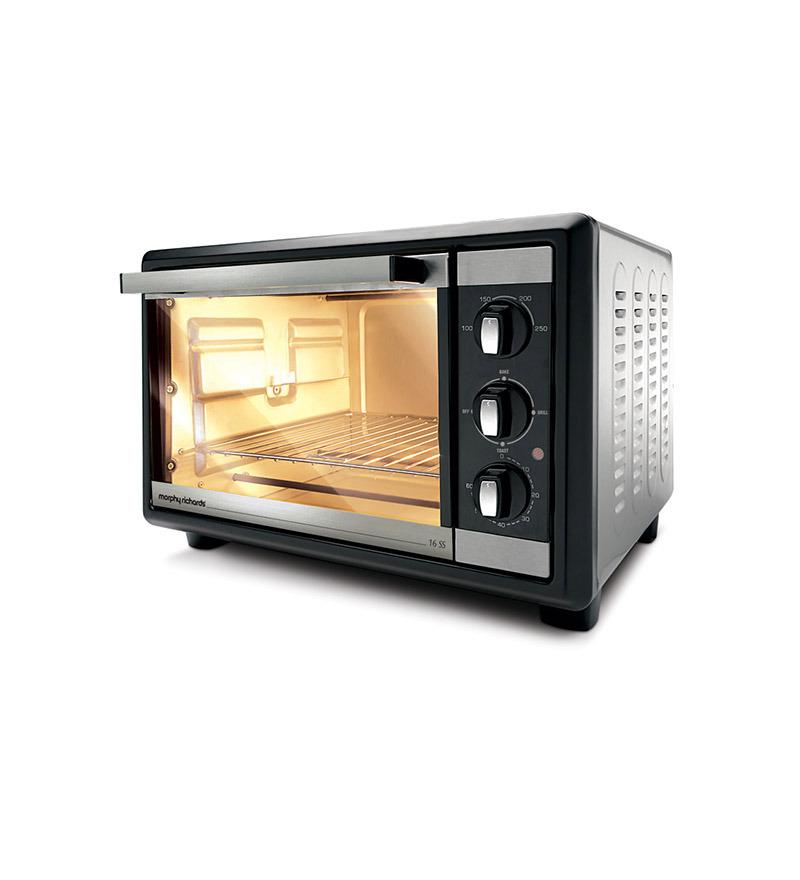 Morphy Richards Appliances: Morphy Richards 16 PC OTG By Morphy Richards Online