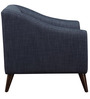 Modern Styled Accent Chair with Tight Back and Down Cushions by Afydecor