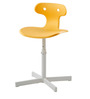 Molte Bar Chair in Yellow Colour by Tezerac