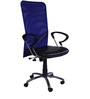 Momento Executive Chair in Blue Colour by The Furniture Store