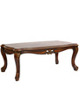 Amherst Solidwood Center Table in Brown Colour by HomeTown