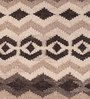 Simeon Area Rug 63 x 91 Inch in Brown & Beige by Amberville