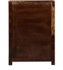 Tulsa Chest Five Drawers in Provincial Teak Finish by Woodsworth