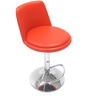 Moon Bar Chair in Red Colour by The Furniture Store