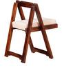 Madison Folding Chair in Honey Oak Finish by Woodsworth