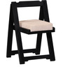 Madison Folding Chair in Espresso Walnut Finish by Woodsworth