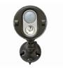 Mr Beams MBN352 Net Bright Wireless 200-Lumens LED Motion Sensor Perimeter Activating Spot Light,2-Pack,Brown