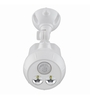Mr Beams MB380 Weatherproof Wireless Battery Powered LED Ultra Bright 300 Lumen Spotlight with Motion Sensor, White,1-Pack