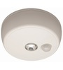 Mr.Beams MB980R Electrically-Operated Indoor/Outdoor Motion -Sensing LED Ceiling Light,White