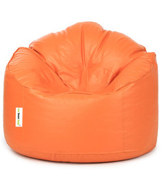 Mudda Chair Cover without Beans in Orange Colour by Can