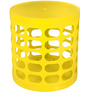 Multi Purpose Stool in Yellow Colour by Casa Basic