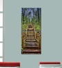 Multiple Frames Forest Stairs Art Panels like Painting - 2 Frames