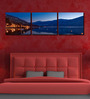 Multiple Frames mountains art panels like Painting - 3 Frames