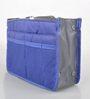 Home Union Nylon Navy Blue Multipurpose Handbag Organiser