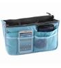Home Union Nylon Sky Blue Multipurpose Handbag Organiser