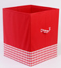 My Gift Booth Cotton Red Box