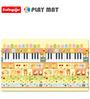 Music Parade (Sound play) (91 x 55) Baby Sensory Playmat by Dwinguler