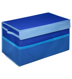 My Gift Booth Non-Woven Blue Box