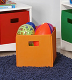 My Gift Booth Paper Board 7 L Storage Bin - Set Of 2 - 1517469
