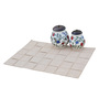 My Gift Booth Beige Jute Placemats - Set of 6