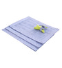 My Gift Booth Blue Felt Placemats with Napkin & Ring - Set of 18