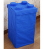 My Gift Booth Non-Woven Blue Storage Cum Toy Sorter
