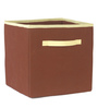 My Gift Booth Brown 10 L Storage Box