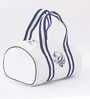 My Gift Booth Canvas White Bag Style Shoe Bag