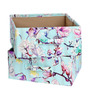 My Gift Booth Dupion Blue 20 L Boxes - Set of 2