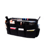 My Gift Booth Black Nylon Extra Large Purse Organiser