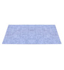 My Gift Booth Grey Felt Placemats - Set of 6