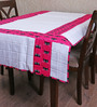 My Gift Booth Kitty Cat Multicolour Cotton Table Cover