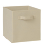 My Gift Booth MDF 10 L Cubical Storage Box