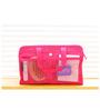 My Gift Booth Nylon Pink Travel Organiser