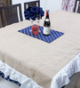 My Gift Booth Multicolour Cotton Table Cover