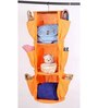 My Gift Booth Non-Woven Orange Clothes Organiser