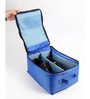 My Gift Booth Nylon Blue Shoe Organiser