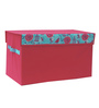 My Gift Booth Pink 50 L Toy Box