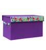 My Gift Booth Purple 50 L Toy Box