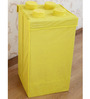 My Gift Booth Non-woven Yellow Storage Cum Toy Sorter