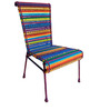 Mynah Chair In Shades of Multicolor by Sahil Sarthak Designs