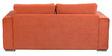 Napa Three Seater Sofa in Rust Colour by Forzza