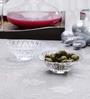 Nachtmann Glass 120 ML Footed Bowl Set