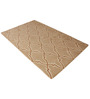Nagel Area Rug 91 x 63 Inch in Beige by Amberville